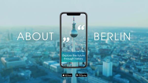 About Berlin App |© visitBerlin