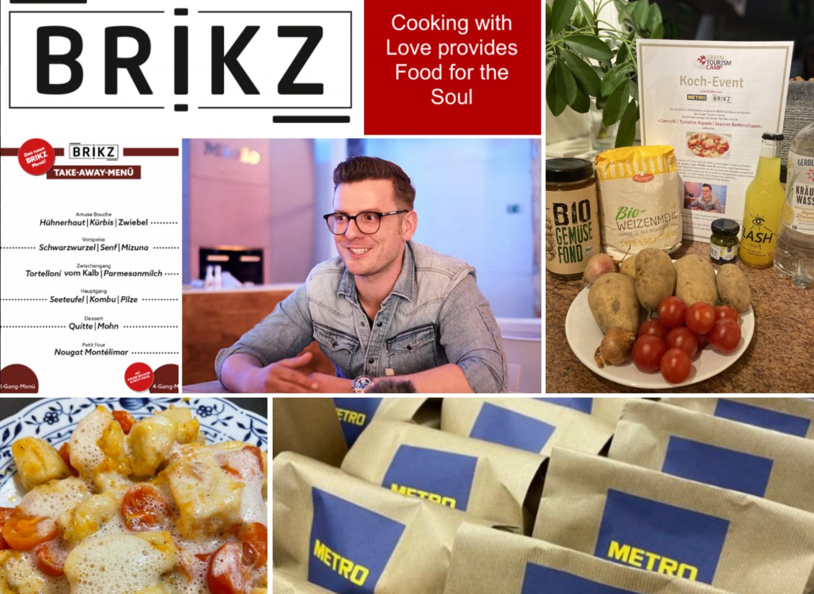 GTC Kochevent mit Metro & Arne Anker