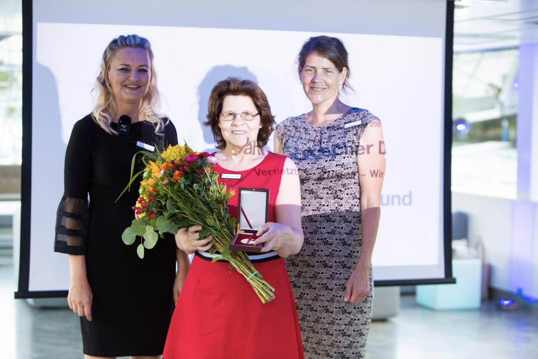 Heidi Hartmann, Sandra Schneller, Anne Seubert |©Gesine Born