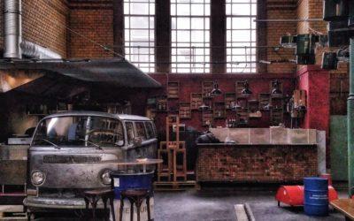 Eine Geschichte voller Geschichten: Die Berliner Markthallen