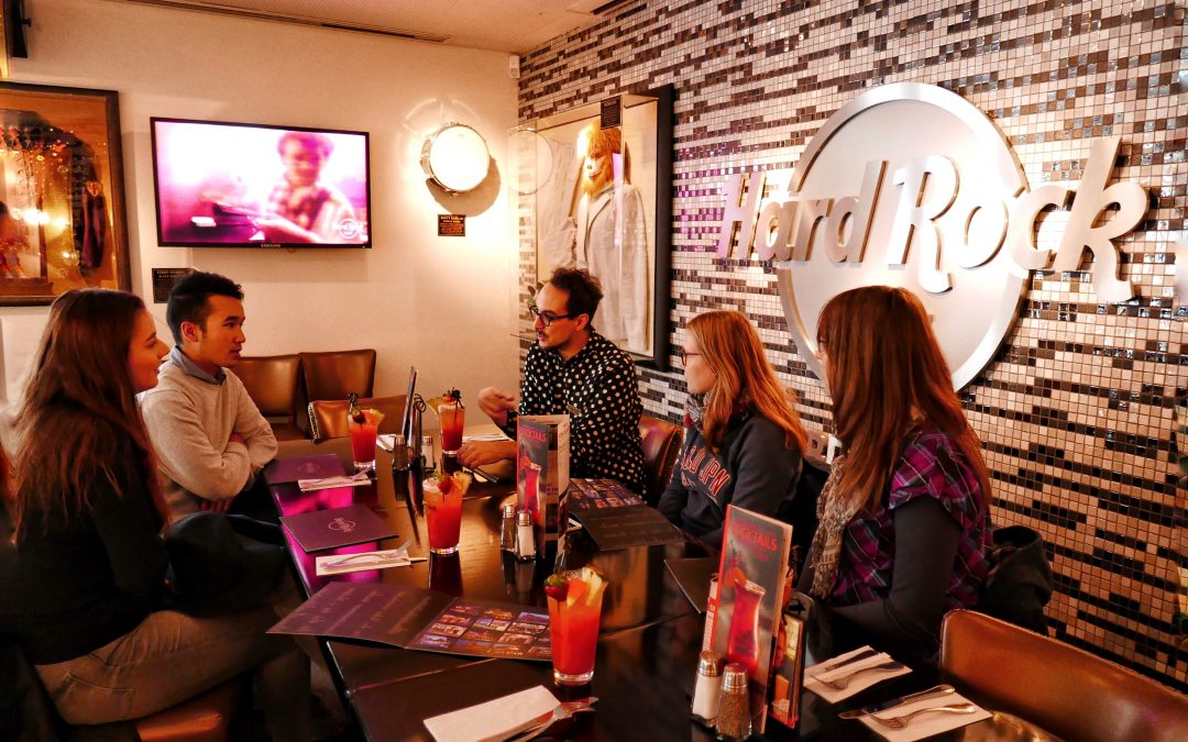 Branded Environments (2): Hard Rock Cafe Berlin
