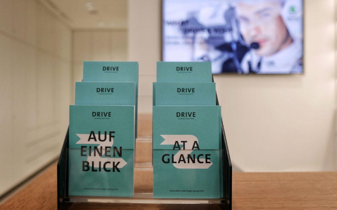 Branded Environments (3): DRIVE. Volkswagen Group Forum