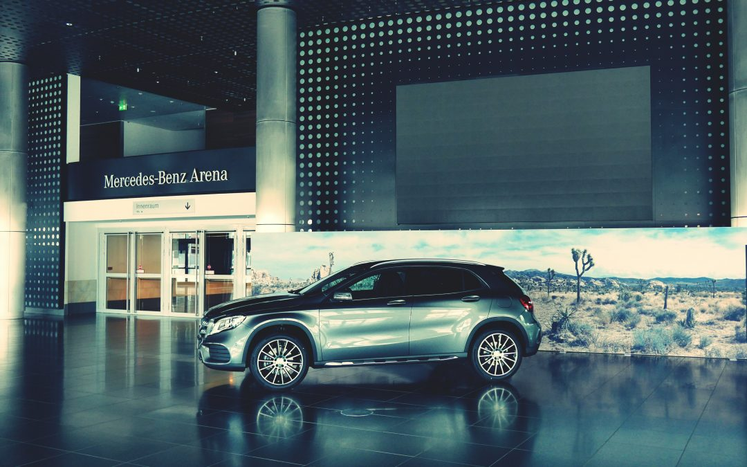 Branded Environments (5): Mercedes-Benz Arena