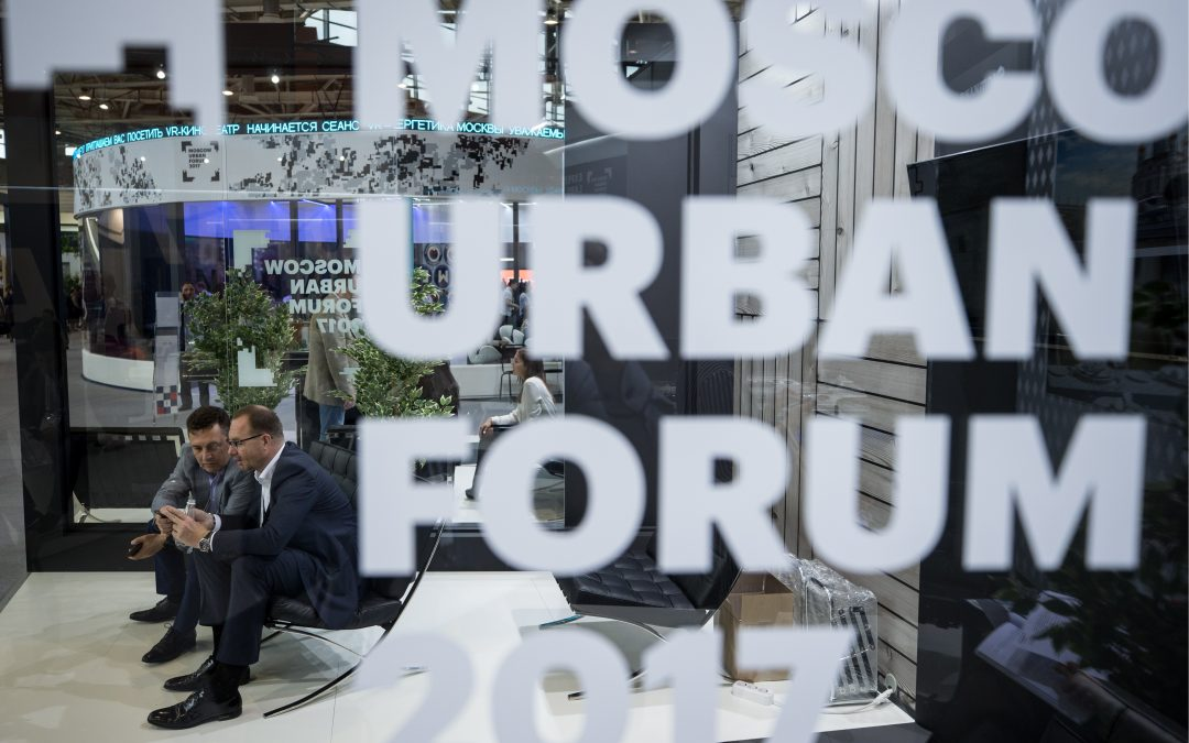 The Urban Age – Megacities auf dem Moscow Urban Forum