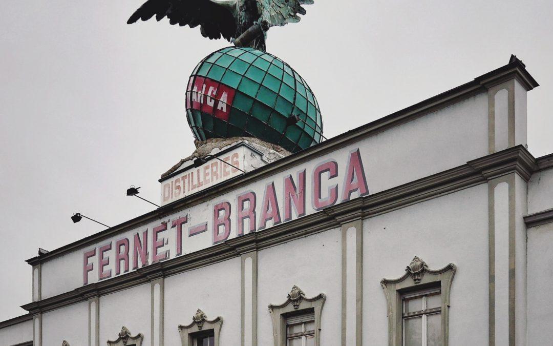 Dr. Fernet & Mr. Branca –Brands meet Art for a Drink