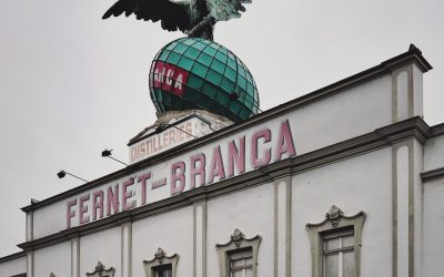 Dr. Fernet & Mr. Branca – Brands meet Art for a Drink