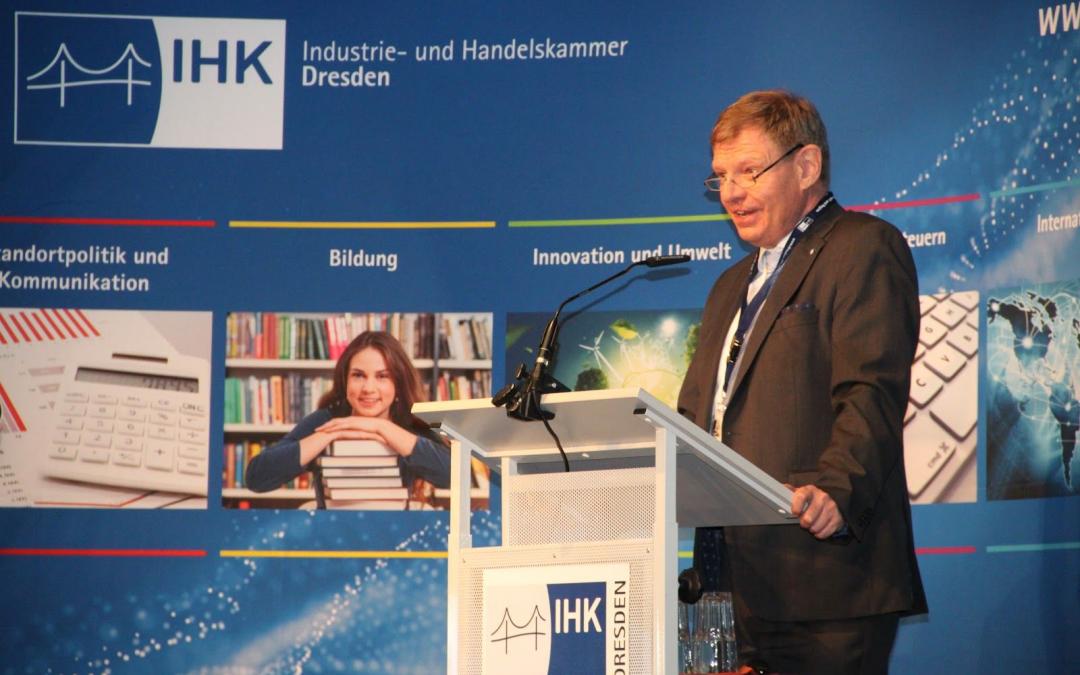 Sailing the Wind of Change: IHK-Tourismustag Oberlausitz 2019