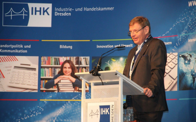Sailing the Wind of Change: IHK-Tourismustag Oberlausitz 2019