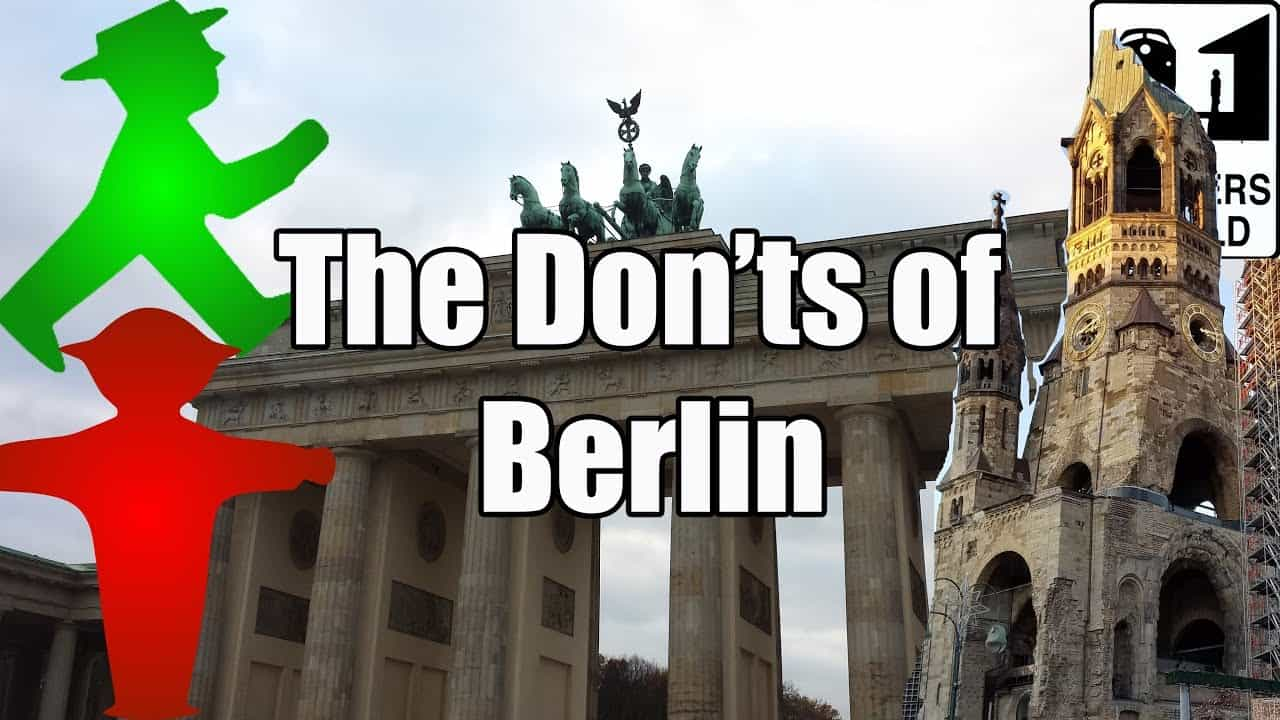 the Dos and Donts of Berlin|Visit Berlin | ©visitBerlin
