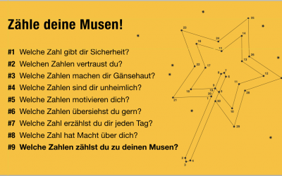 Creative Mornings Berlin | Die Zahl als Muse