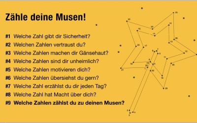 Creative Mornings Berlin |Die Zahl als Muse
