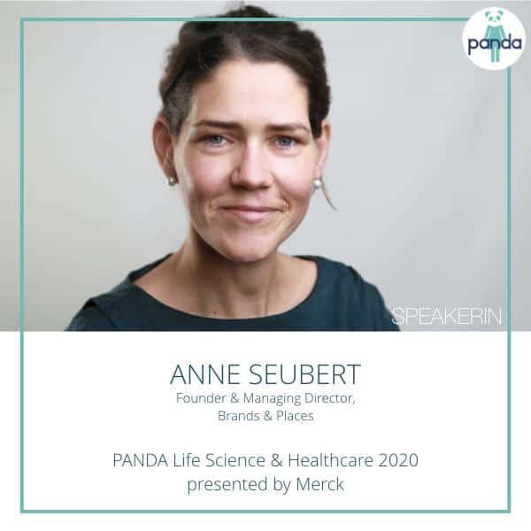 Anne Seubert |Panda Healthcare Lab Keynote