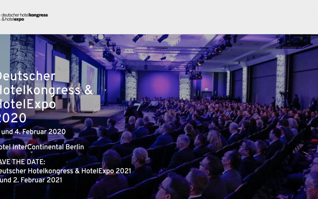 Guided Innovation Tour , Deutscher Hotelkongress 2020