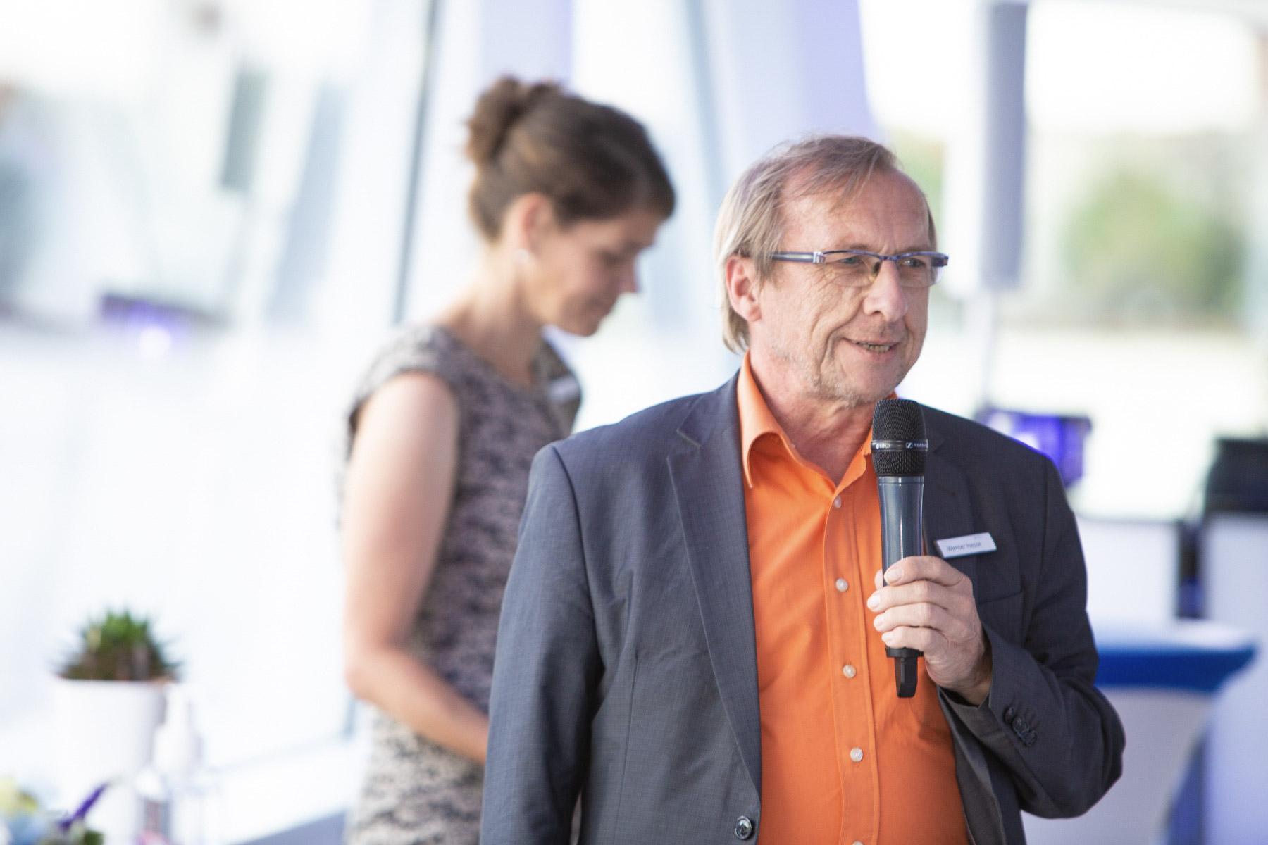 Werner Hesse, Geschäftsführer Paritätischer Gesamtverband |©Gesine Born