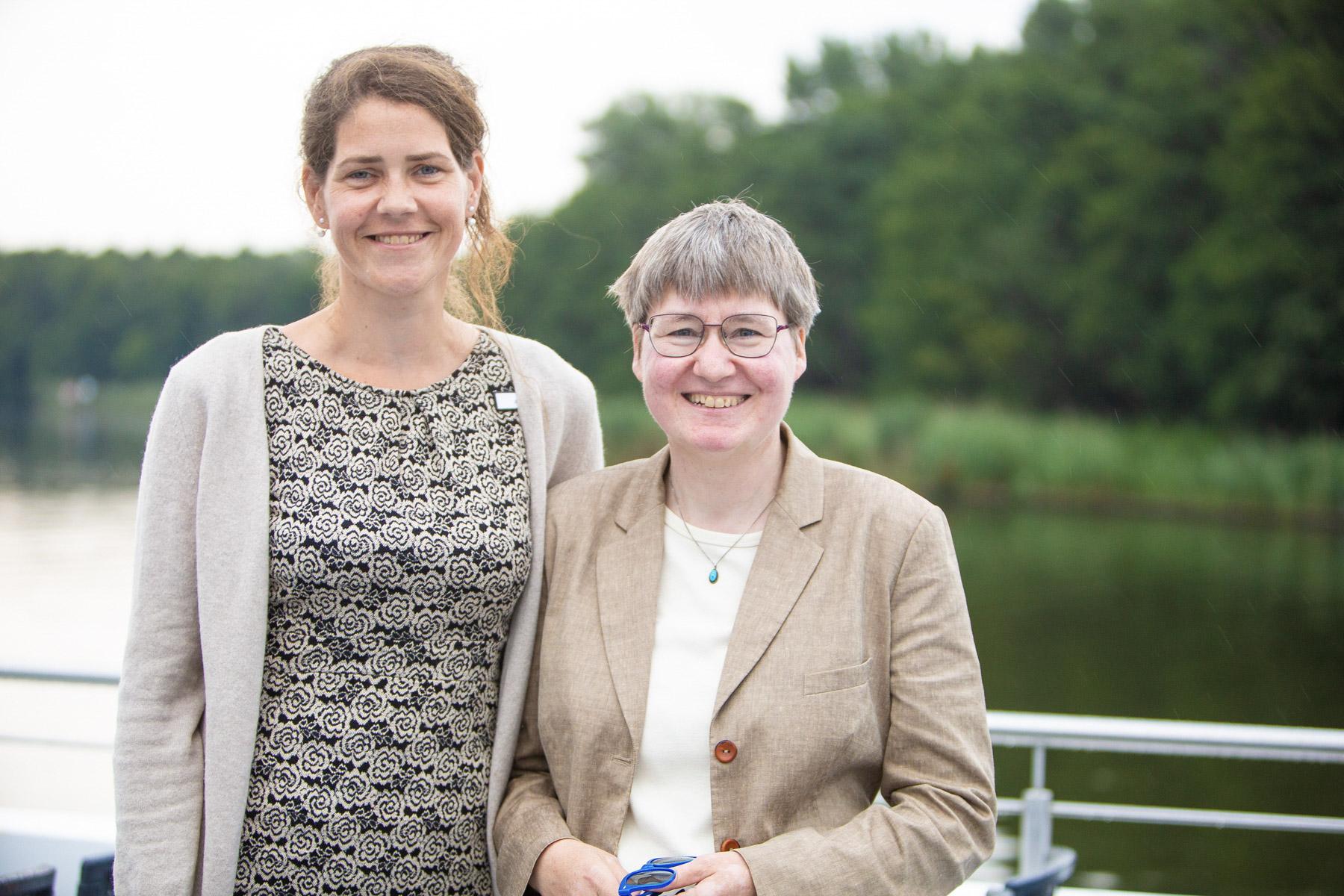Dr. Katrin Kraatz, neue Chefredakteurin des Diabetes-Journals |©Gesine Born